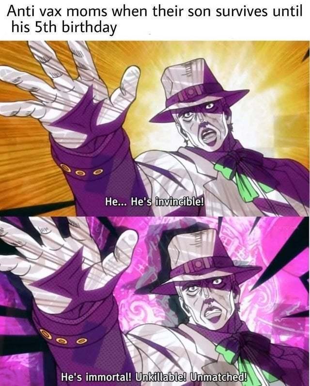 Speedwagon best waifu - meme