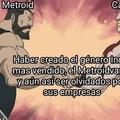 Metroid no tanto pero Castlevania sí