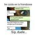 Friendzoneada :'v