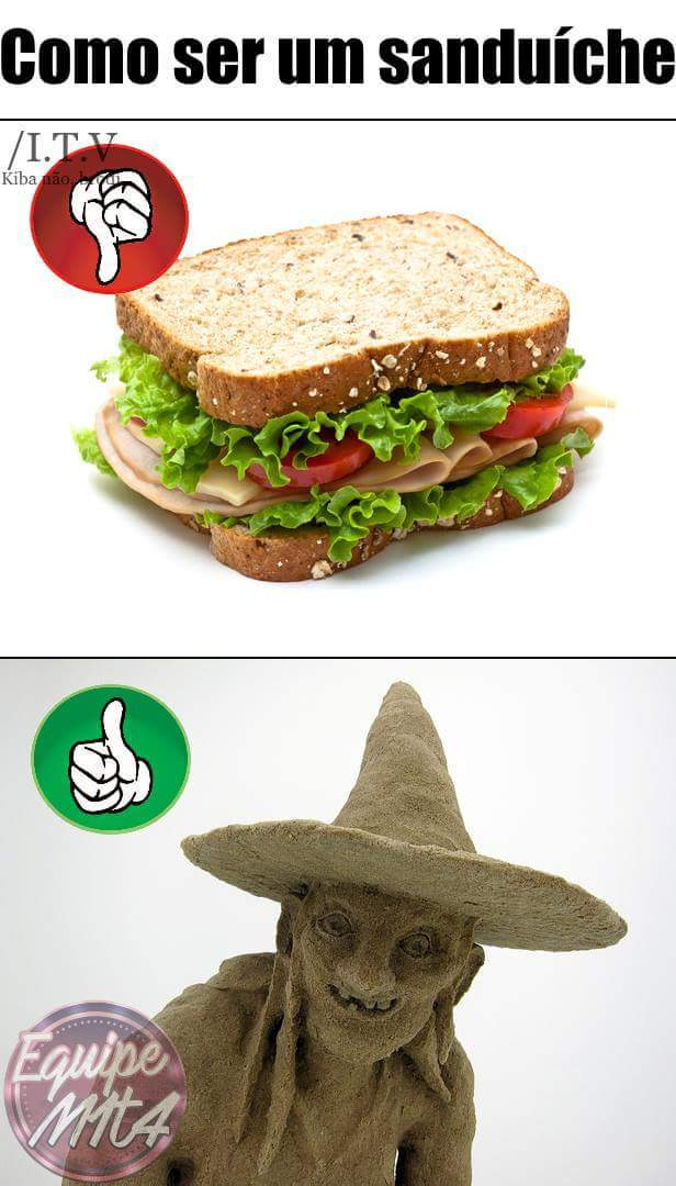 Sand witch - meme
