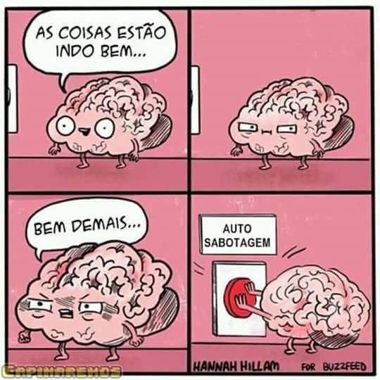 Porra cérebro - meme