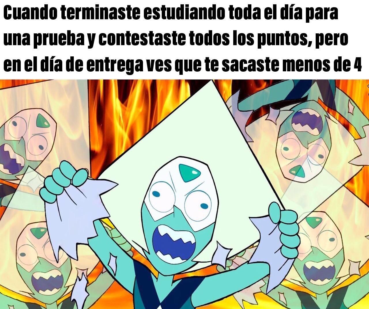 Ese sufrimiento - meme