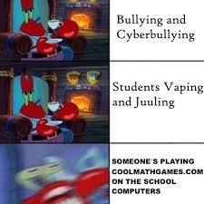 Every school ever - meme