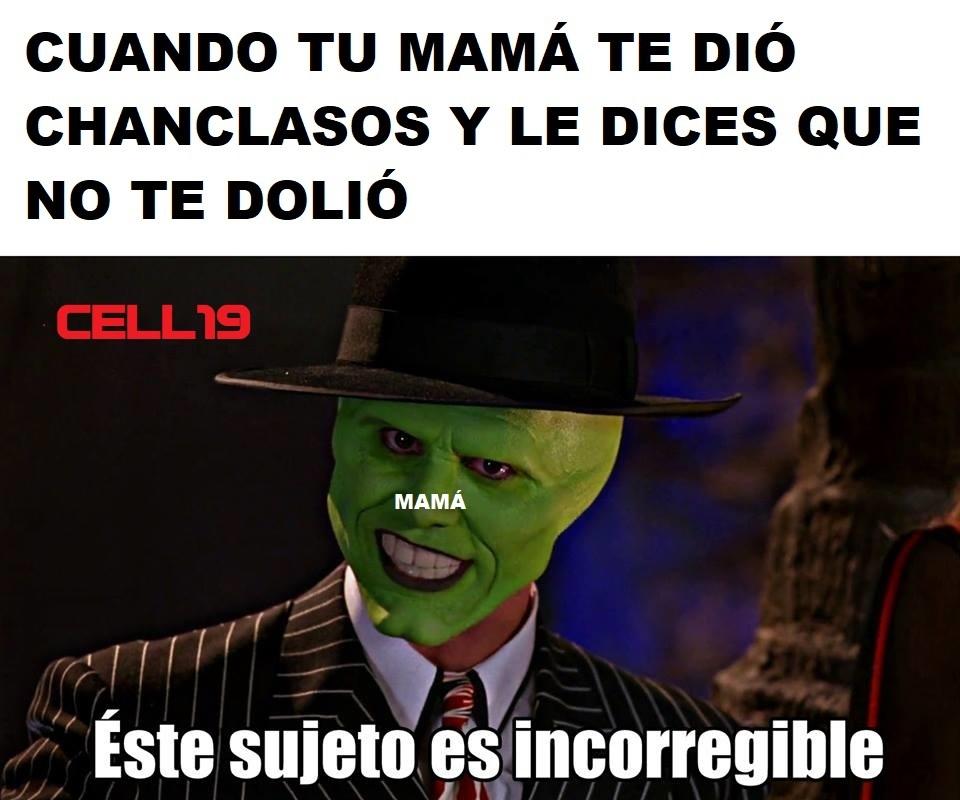 El incorregible - meme