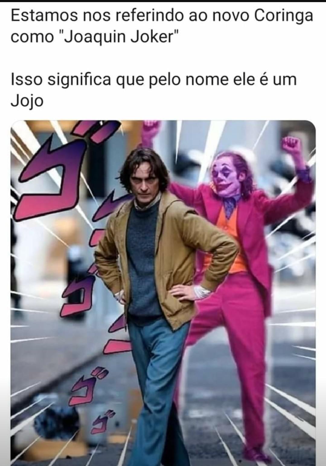 Jojoker - meme