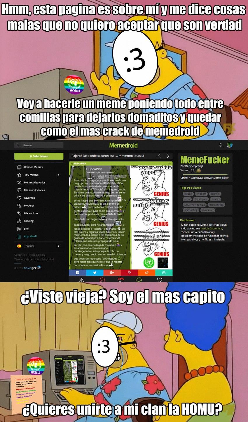 El capito - meme