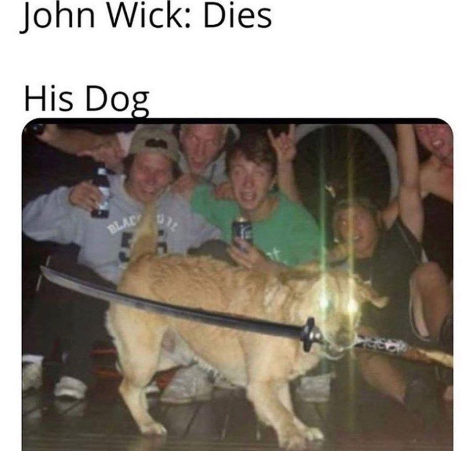 John Dick - meme