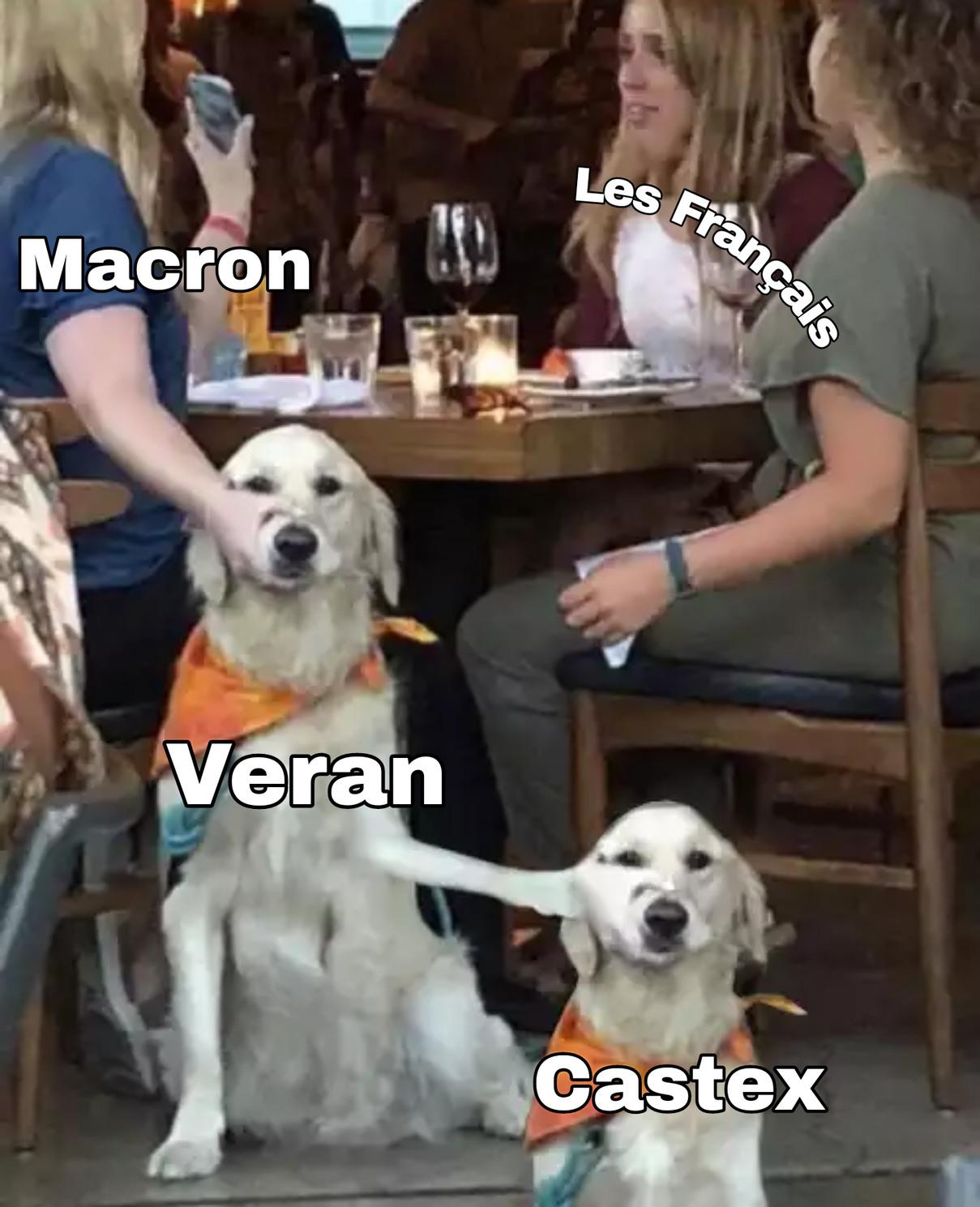 Hiérarchie - meme