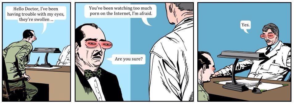 Dr Wankenstien - meme