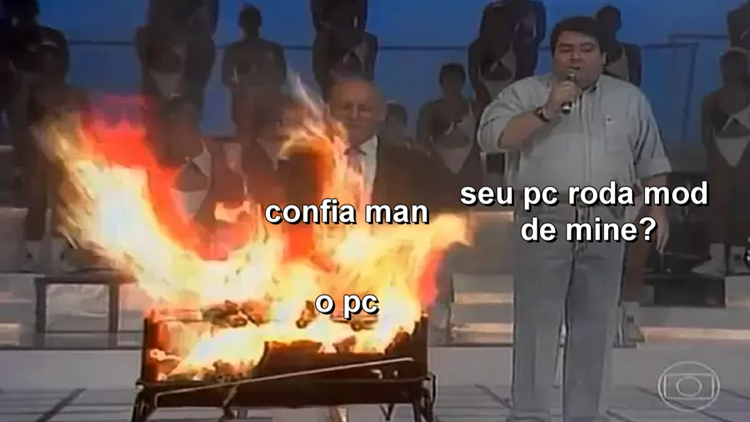 CONFIA MANO - meme