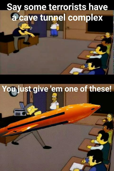 Give em one of these - meme