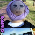 Cosplay de Voldemort
