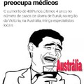 Austrálians be like: In this world it's kill or be killed