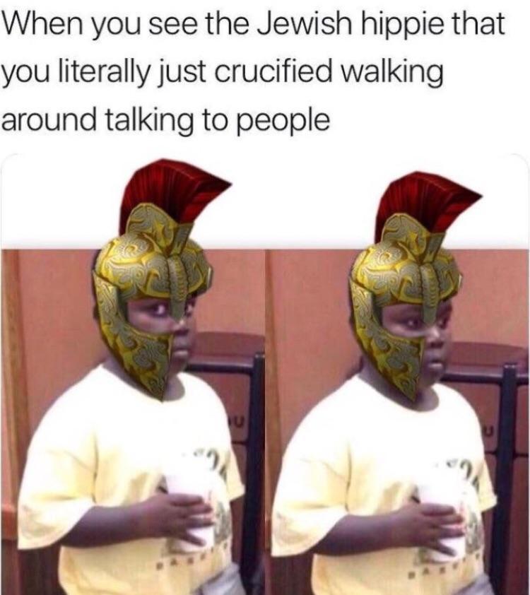 Good Holy Christan Meme