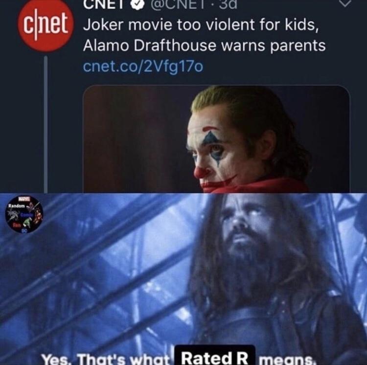 another joker meme