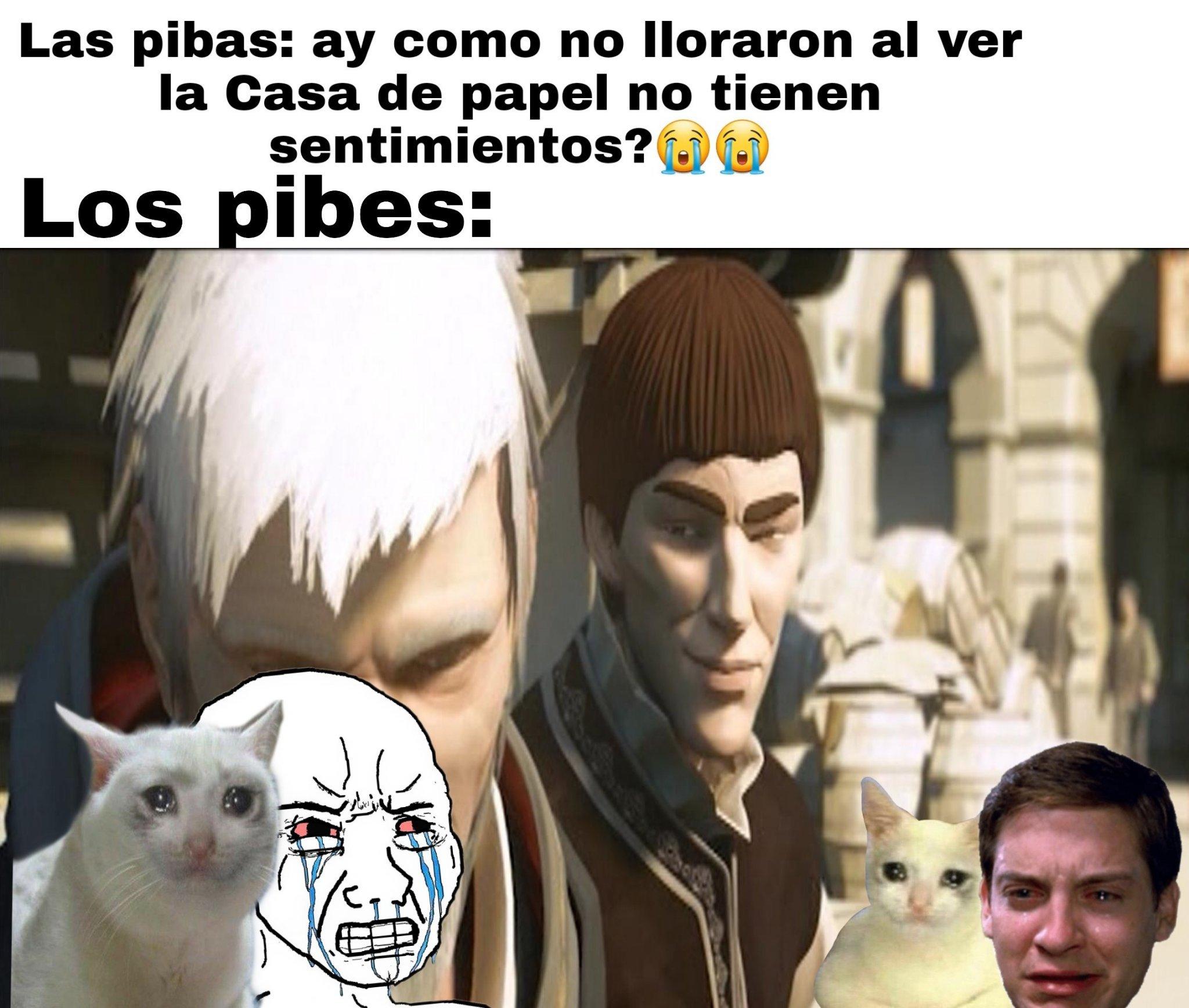 NOOOOOOOO EZIO - meme