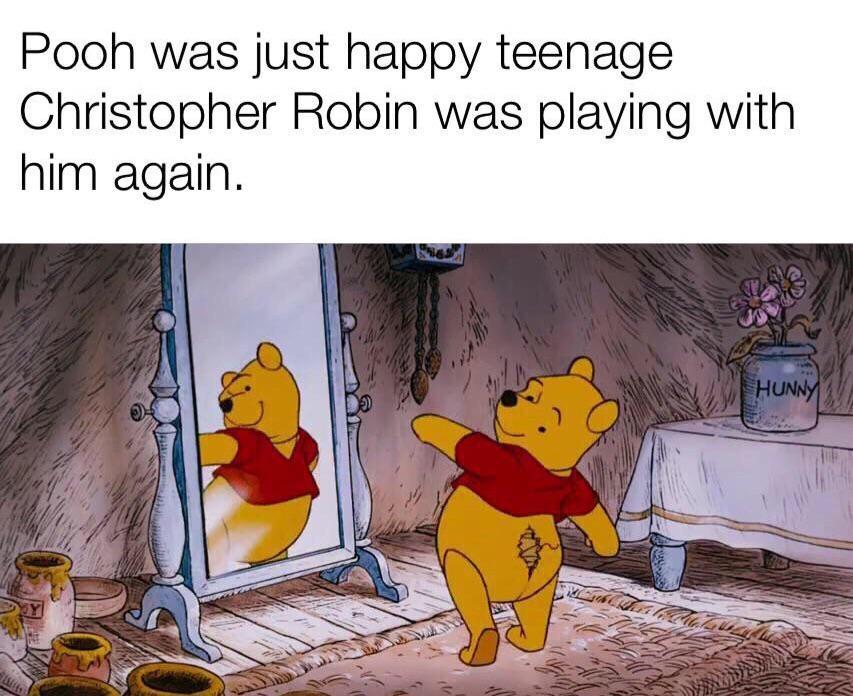 Winnie the Pooh - meme