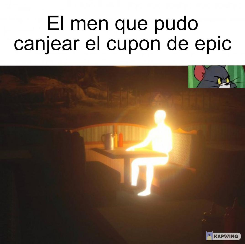 puto epic games - meme