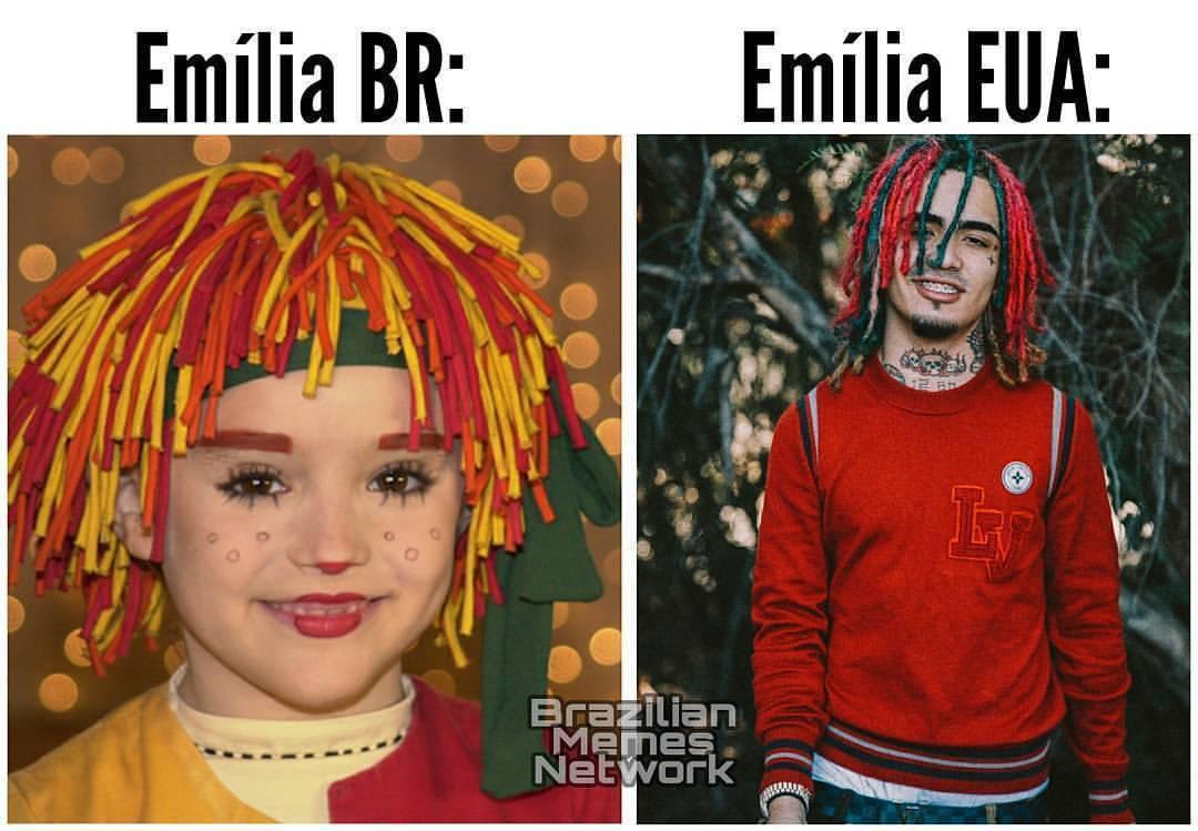 LIL PUMP - meme