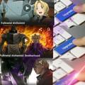 Falta poco para el estreno de Death note 2-- Digo Fullmetal Alchemist