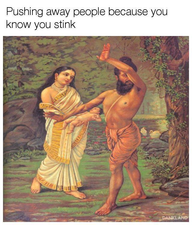 Classicart - meme