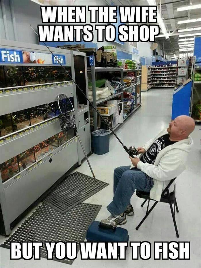 Meanwhile in Walmart - meme