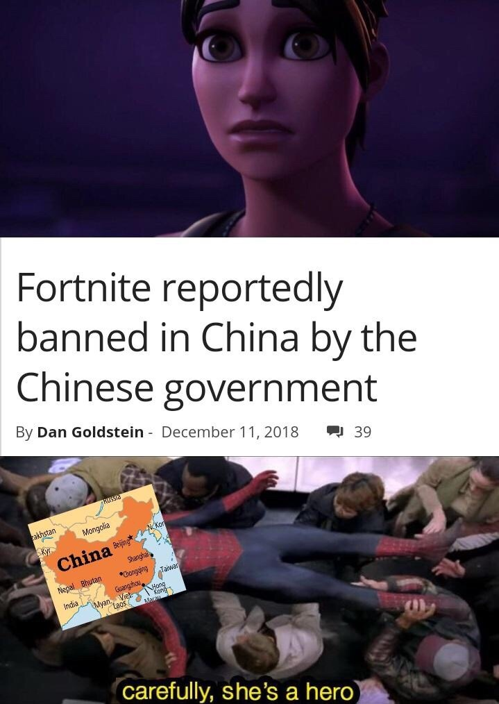 China can be number one.............. for now - meme