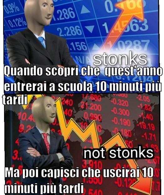 Sto... Not stonks - meme