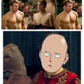 One Punch.... Man...