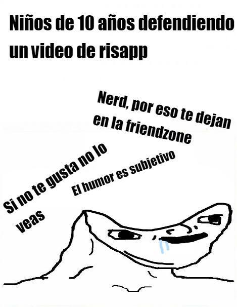 JajA RiSaPP Es La MEjOr ApP DEl MunDO - meme