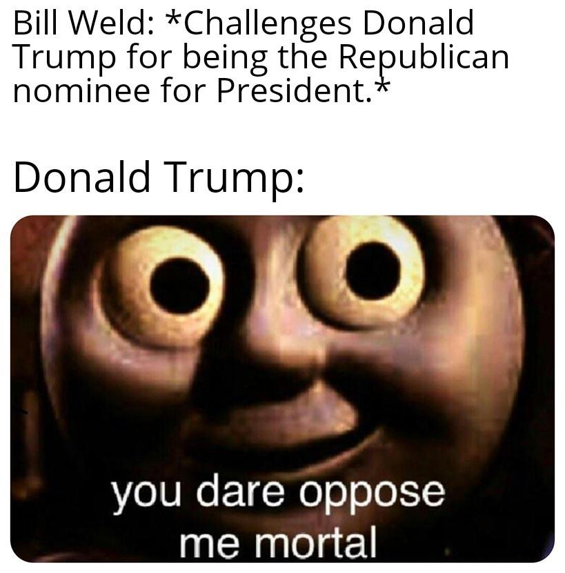 Whatever you do, don't vote Trump - meme