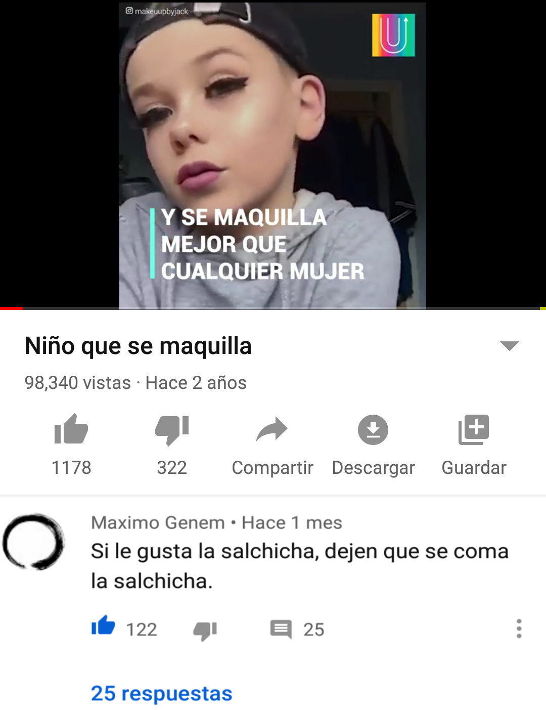 Salchicha - meme
