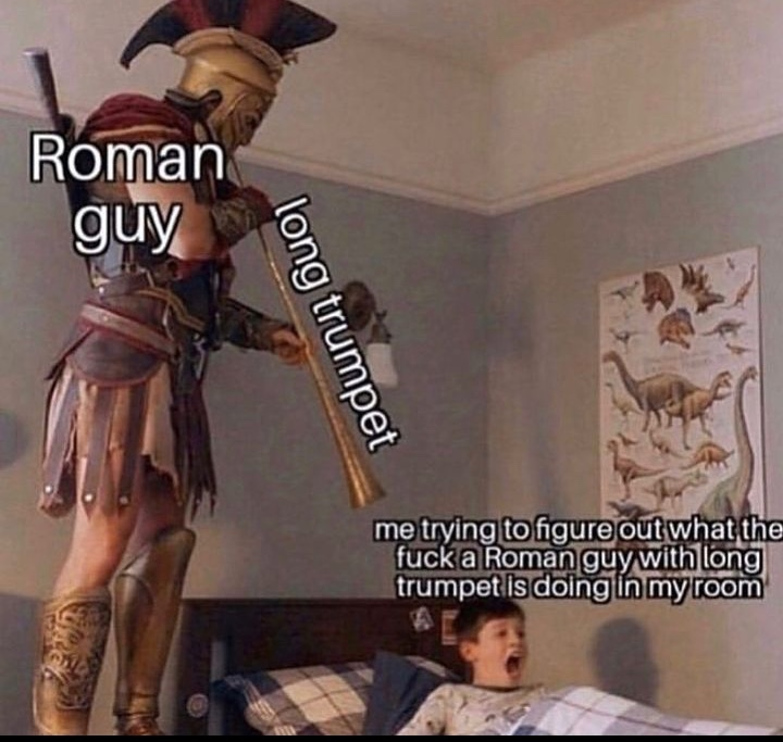 awoken - meme