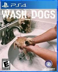 WaSh DoGs XD - meme