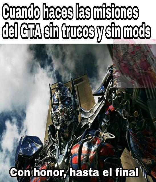 Trucos del GTA - meme