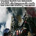 Trucos del GTA