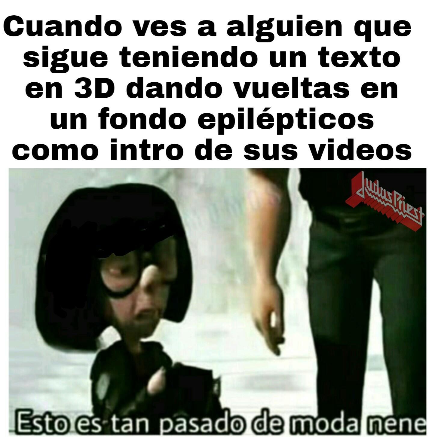 Stos youtubers poco originales - meme
