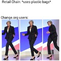Change.org in a nutshell (i may be wrong, but i get spam about getting costco to stop using plastic bags)