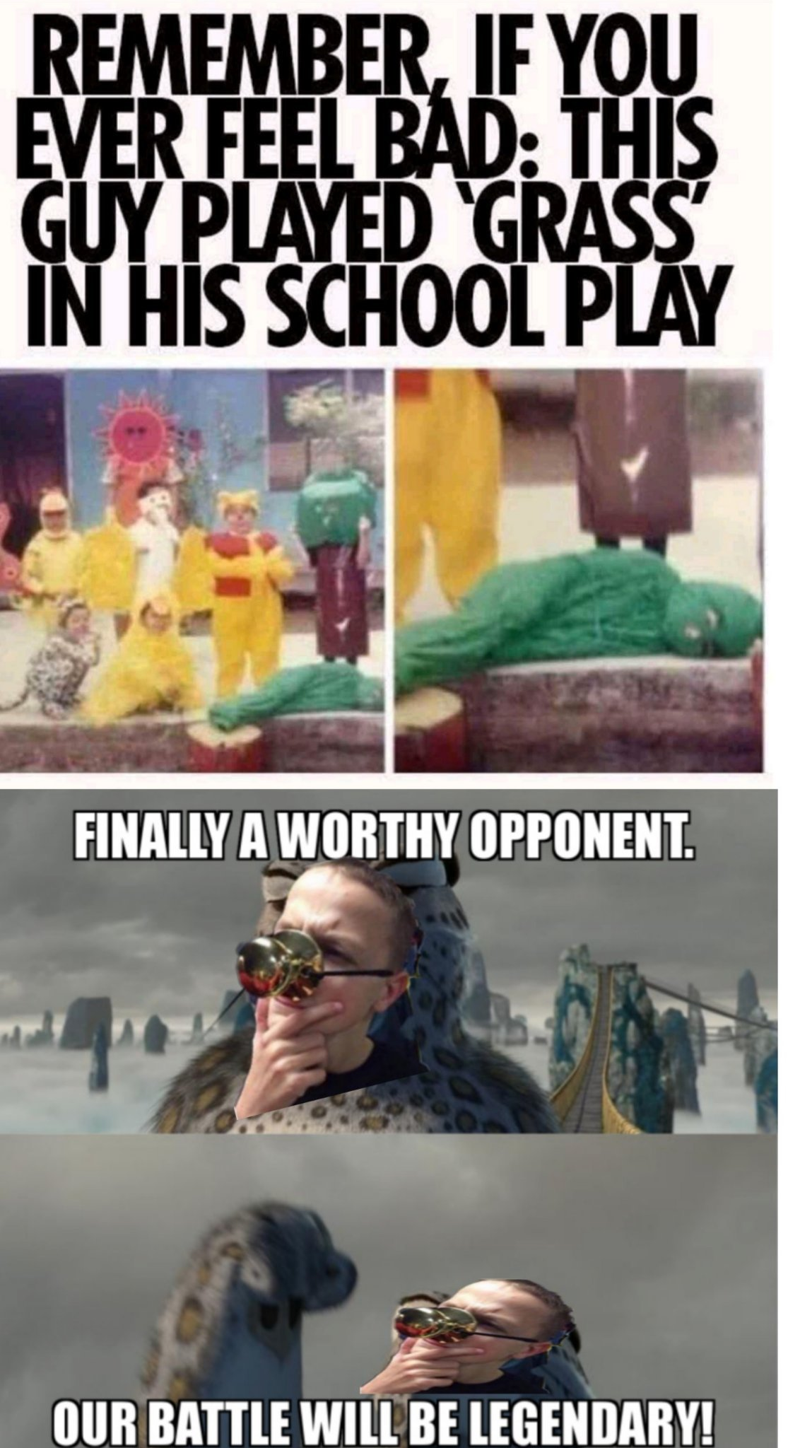 Worthy - meme