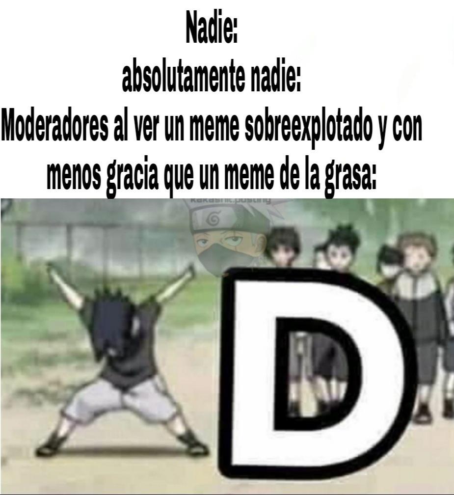 La plantilla es lo unico robado - meme
