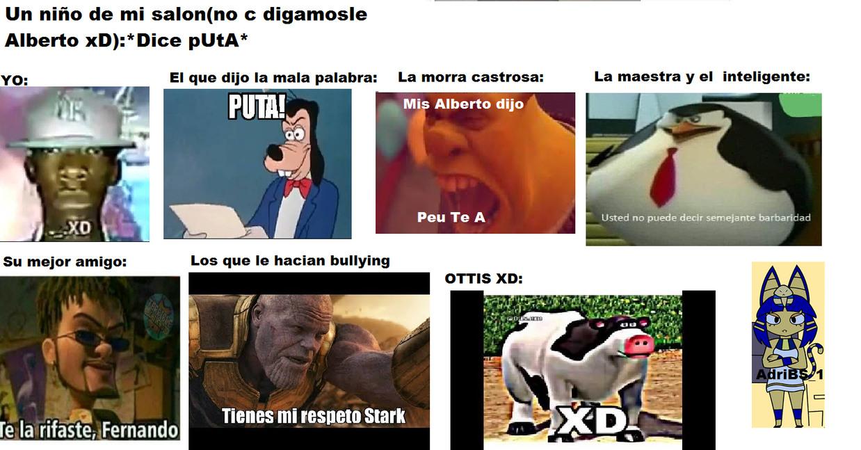 Algo random XD - meme