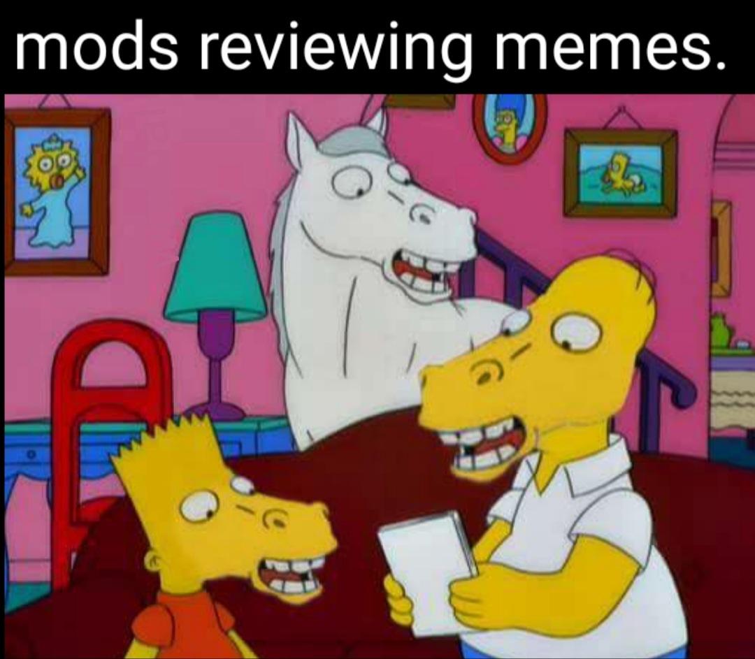 Neigh sayers - meme