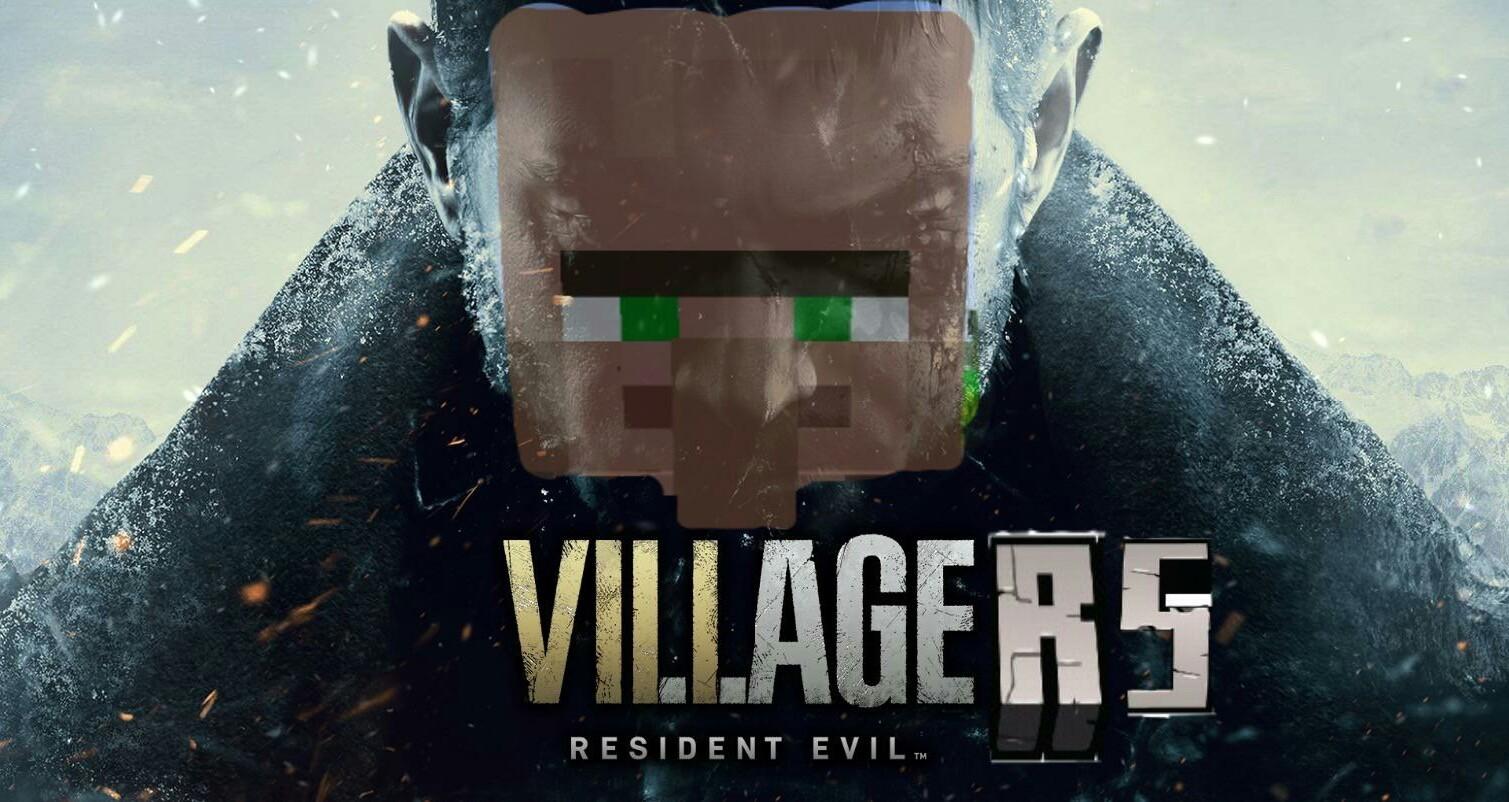Residente evil - meme