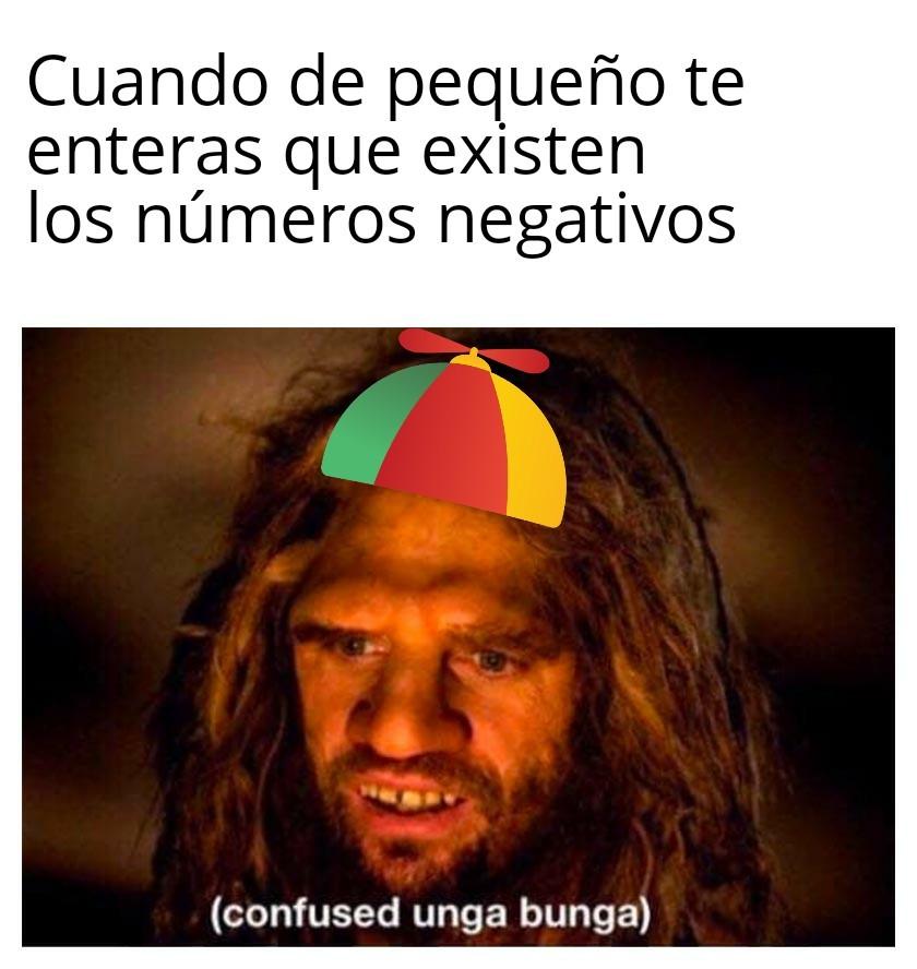 Unha bunga - meme