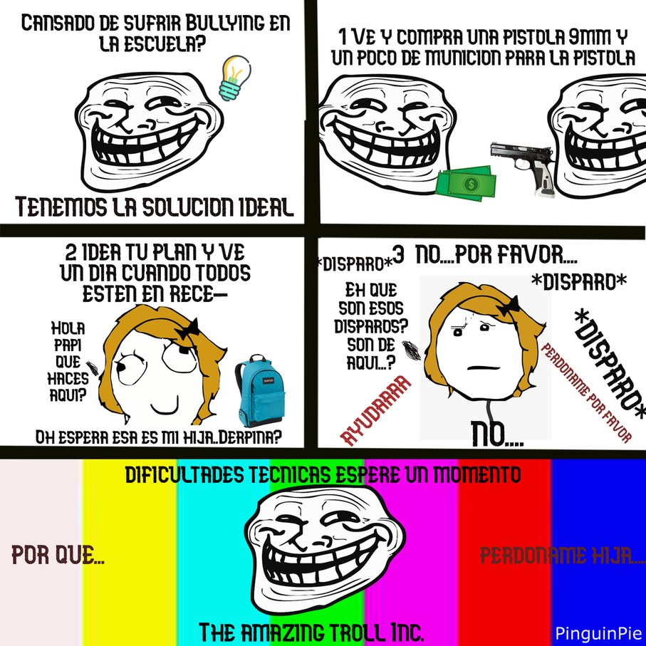 Dificultades tecnicas PD: Ultimo rage comic de hoy - meme
