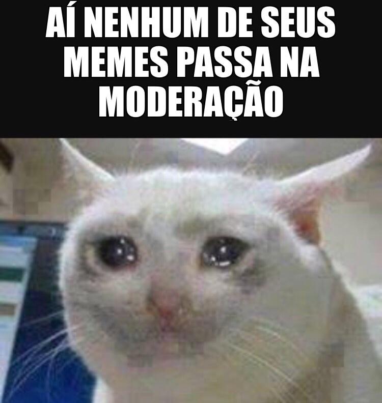 essa moderação - meme