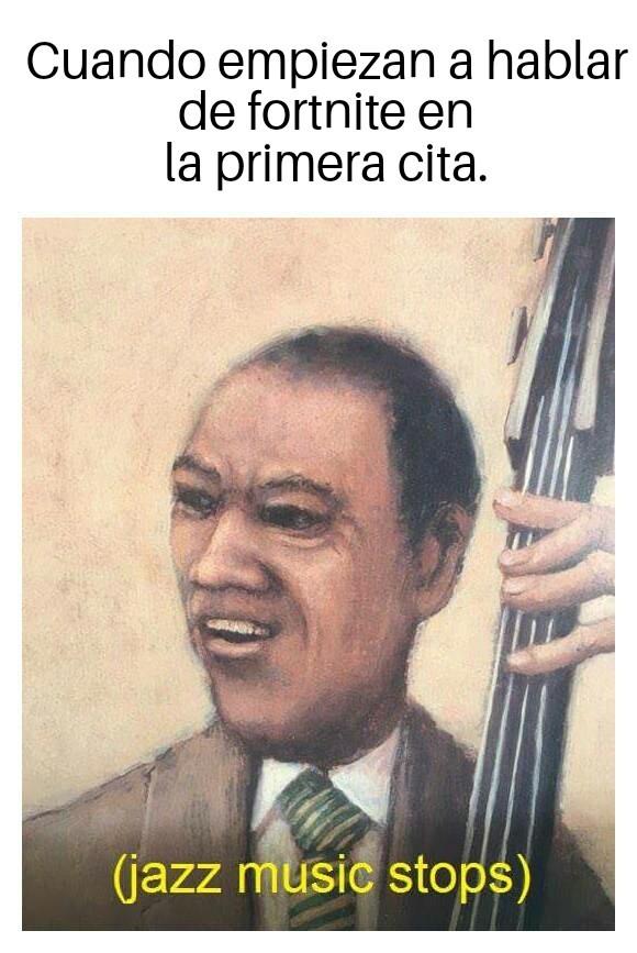 Parar musica* - meme