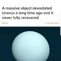 Right in Uranus