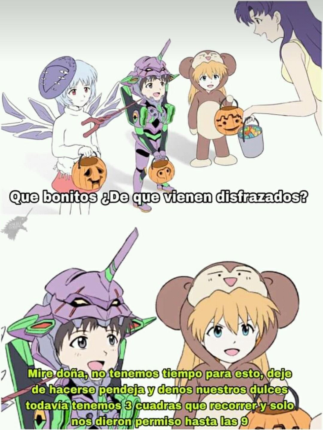 Hallowen - meme