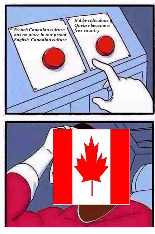 Alors Canada - meme